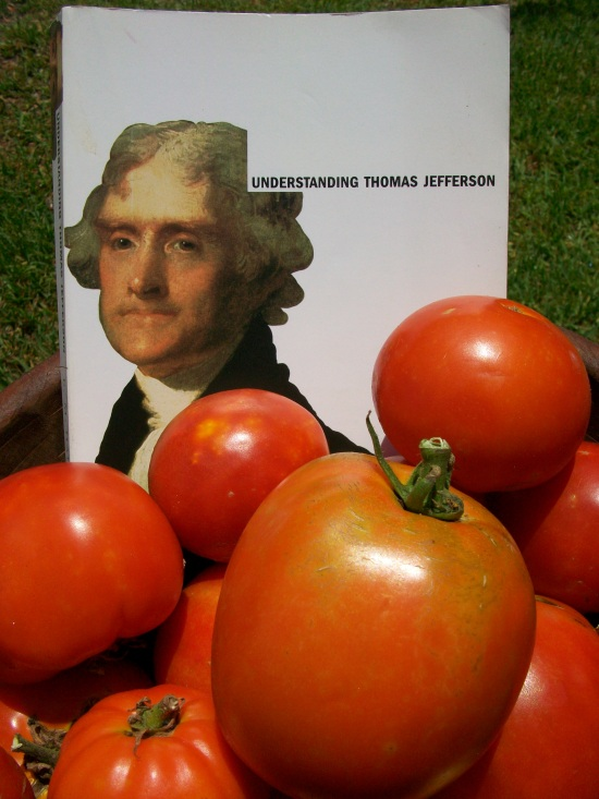 Jefferson tomatoes