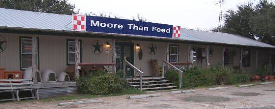 Moore than Feed Store Front1