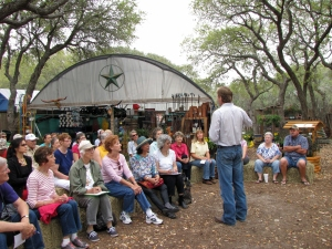 Moore than Feed Outdoor Classroom