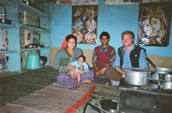 Himalayan Farm Family