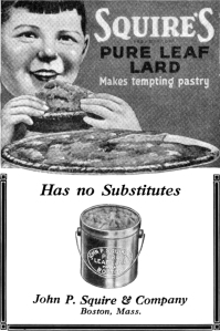 Lard Ad from 1916.