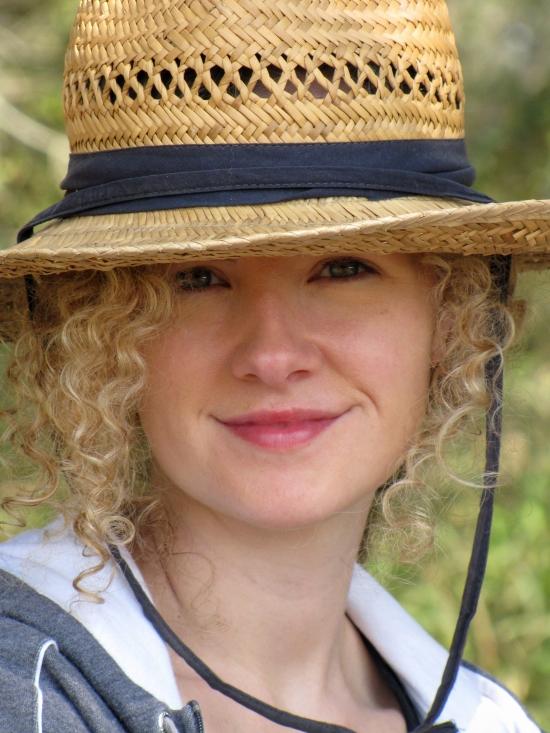 Kayla Garden Hat