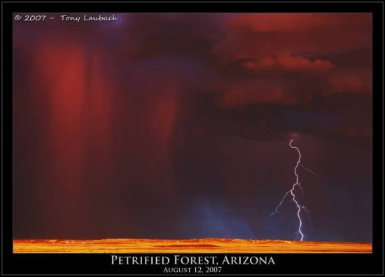 Tony Laubach Lightning Arizona