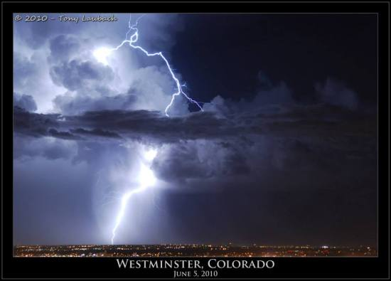 Tony Laubach Lightning Westminster