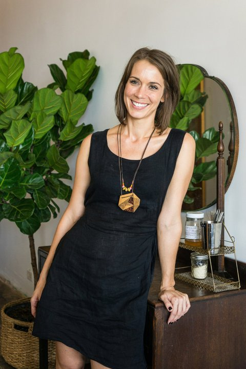 Jessica Gignac, Owner of Eleanor's (photo courtesy thebendmag.com and racheldurrent.com)